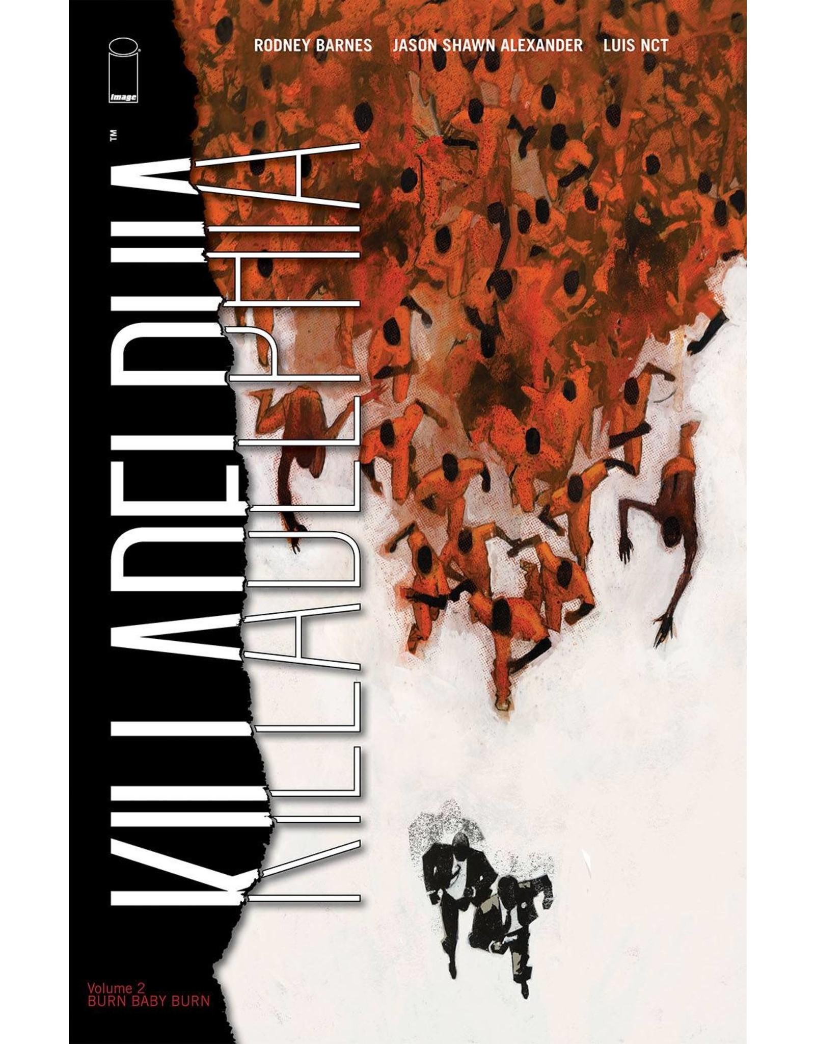 IMAGE COMICS KILLADELPHIA TP VOL 02
