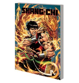 MARVEL COMICS SHANG-CHI BY GENE LUEN YANG TP VOL 01 BROTHERS AND SISTERS