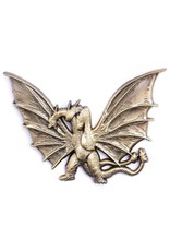 GODZILLA SERIES 1 KING GHIDORAH PIN
