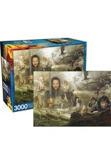 LORD OF THE RINGS SAGA 3000 PIECE PUZZLE