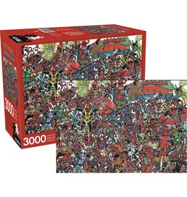 DEADPOOL 3000 PIECE PUZZLE