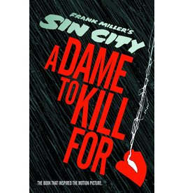 DARK HORSE COMICS SIN CITY A DAME TO KILL FOR HC
