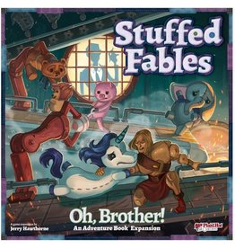 PLAID HAT GAMES STUFFED FABLES OH BROTHER EXPANSION