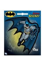 BATMAN GREY BLUE STICKER