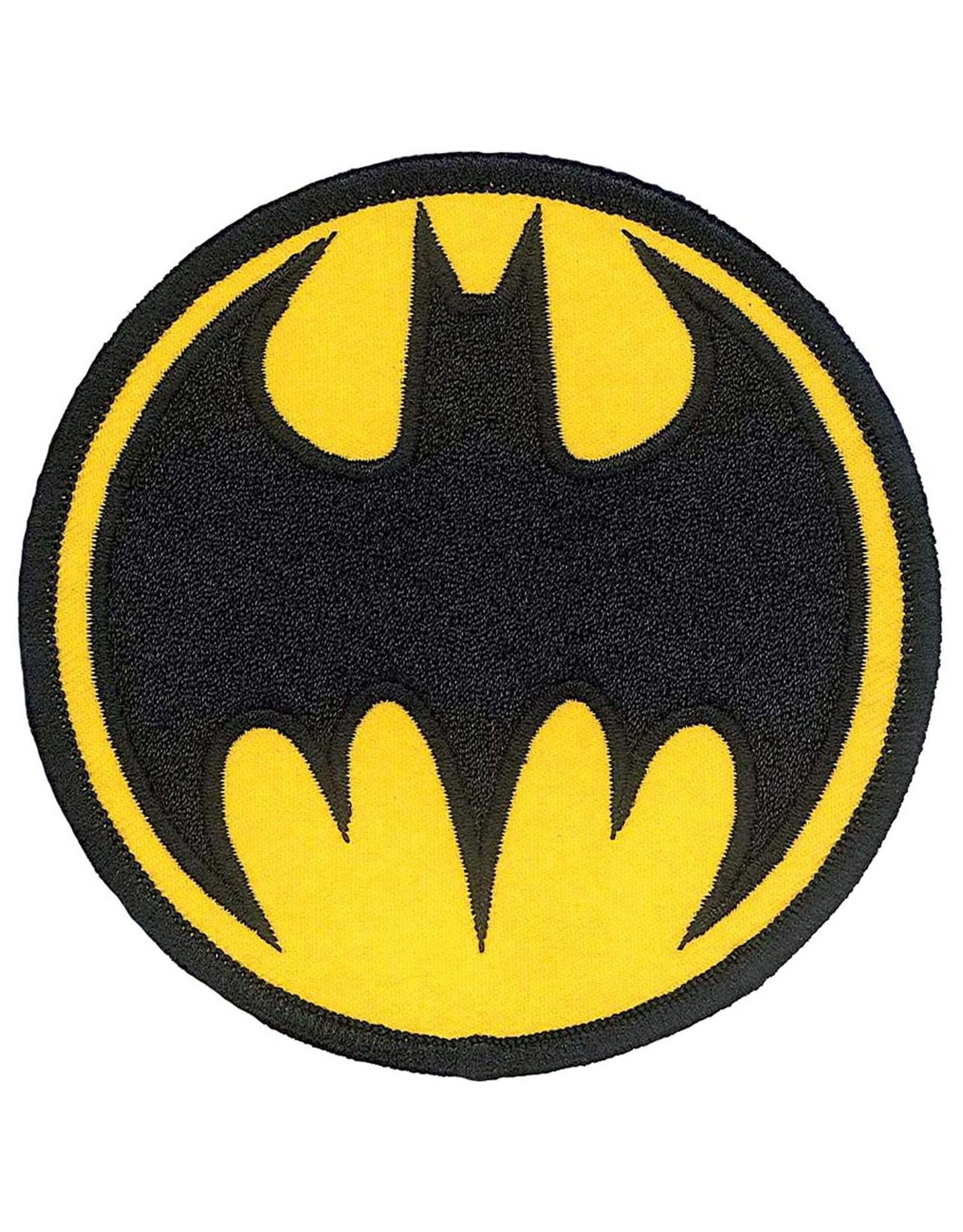 BATMAN SIGNAL IRON-ON PATCH