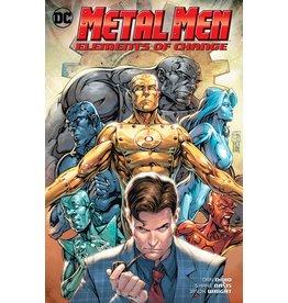 DC COMICS METAL MEN ELEMENTS OF CHANGE TP