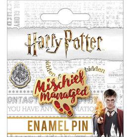 Ata-boy HARRY POTTER MISCHIEF MANAGED ENAMEL PIN