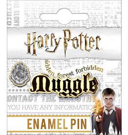 Ata-boy HARRY POTTER MUGGLE ENAMEL PIN