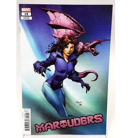MARVEL COMICS MARAUDERS #19 FINCH VAR