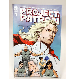 AFTERSHOCK COMICS PROJECT PATRON #1 15 COPY LOPRESTI INCV