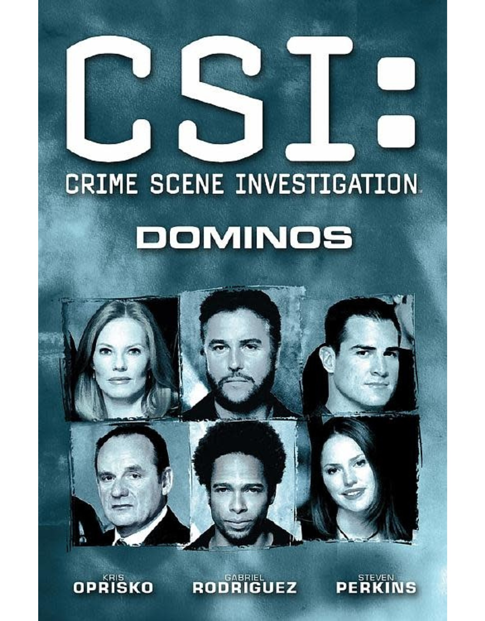 IDW PUBLISHING CSI DOMINOS TP