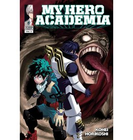 VIZ MEDIA LLC MY HERO ACADEMIA GN VOL 06