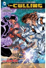 DC COMICS CULLING RISE OF THE RAVAGERS TP