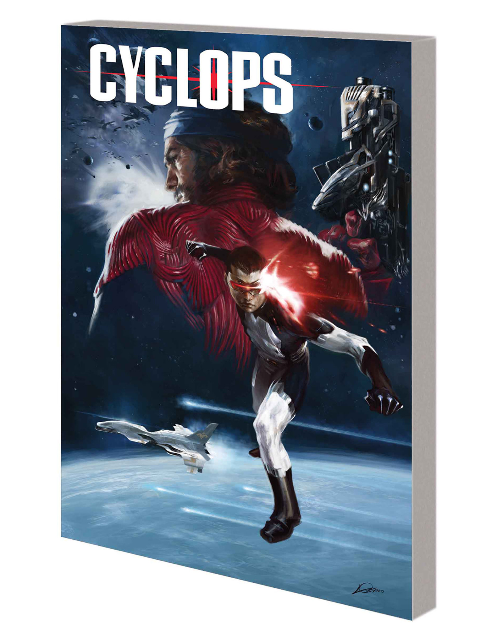MARVEL COMICS CYCLOPS TP VOL 01 STARSTRUCK