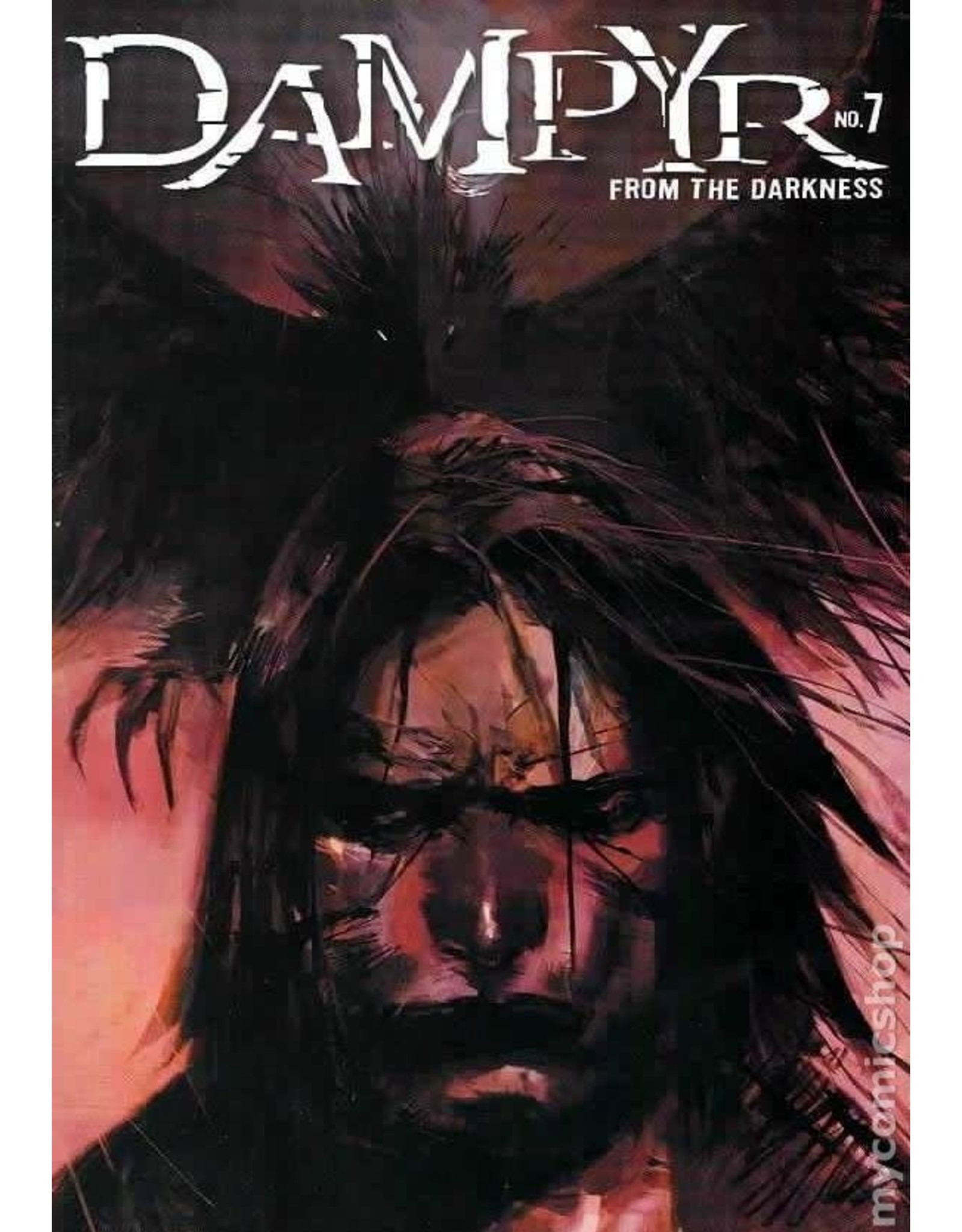 IDW PUBLISHING DAMPYR #7 FROM THE DARKNESS