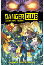 IMAGE COMICS DANGER CLUB TP VOL 02 LIFE