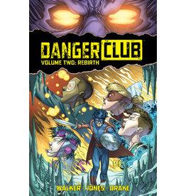 IMAGE COMICS DANGER CLUB TP VOL 02 LIFE