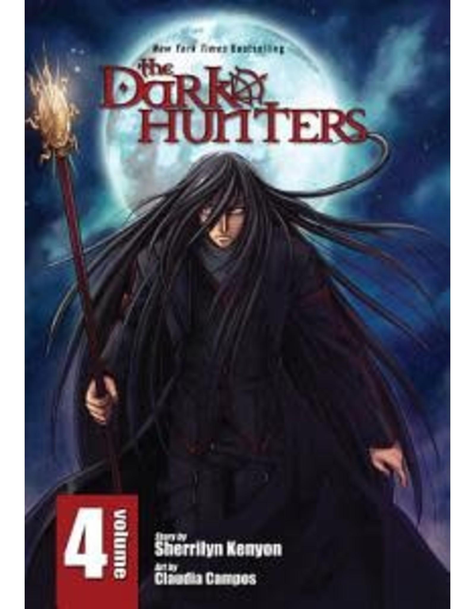 GRIFFIN BOOKS DARK HUNTERS GN VOL 04