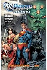 DC COMICS DC UNIVERSE ONLINE LEGENDS TP VOL 03