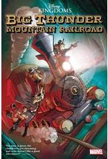 MARVEL COMICS DISNEY KINGDOMS GN TP BIG THUNDER MOUNTAIN RAILROAD