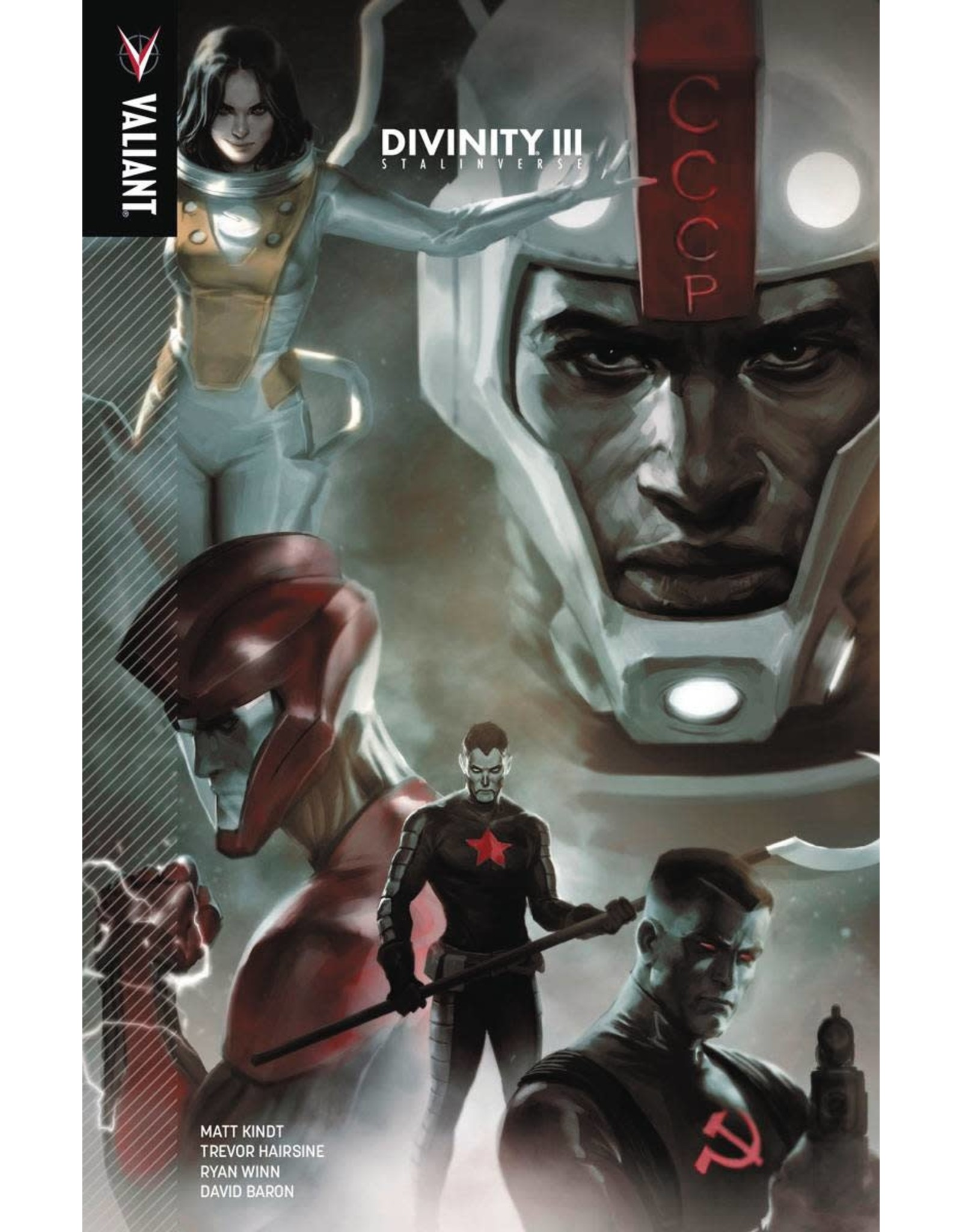 VALIANT ENTERTAINMENT LLC DIVINITY III STALINVERSE TP