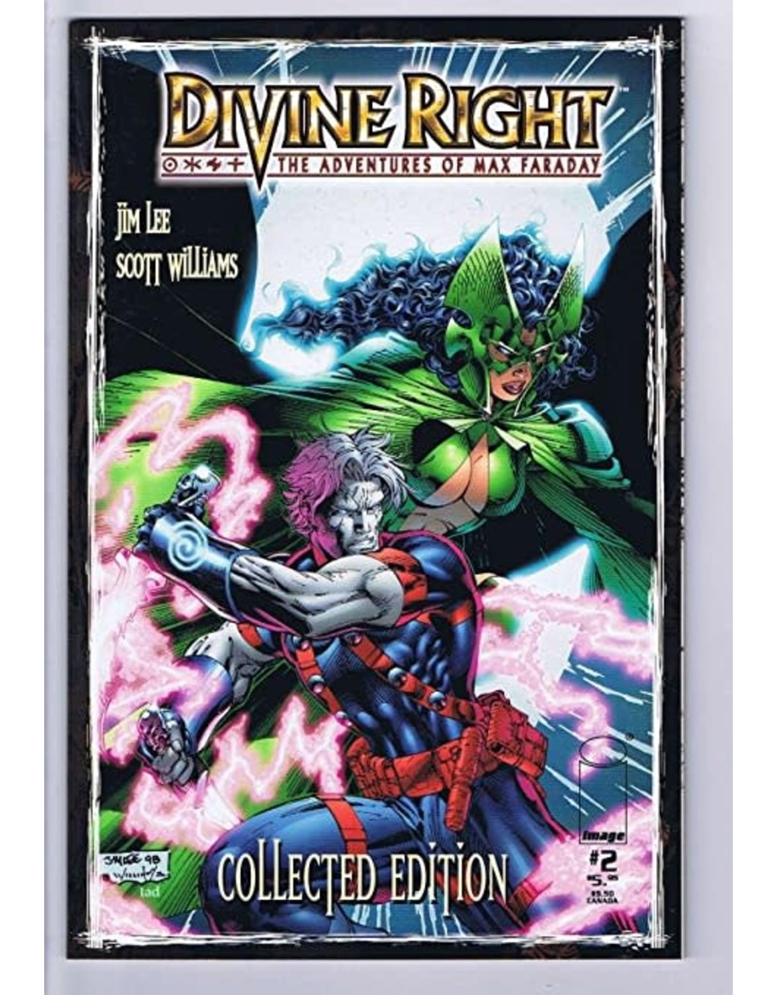 DC COMICS DIVINE RIGHT COLL ED #2