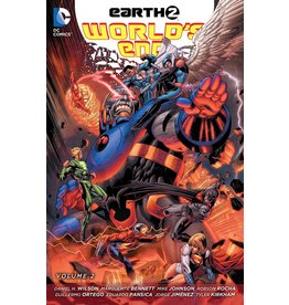 DC COMICS EARTH 2 WORLDS END TP VOL 02