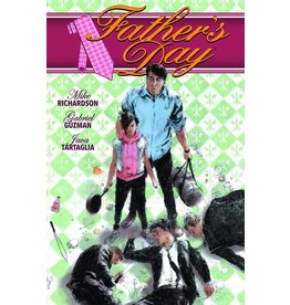 DARK HORSE COMICS FATHERS DAY TP