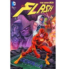 DC COMICS FLASH TP VOL 03 GORILLA WARFARE (N52)