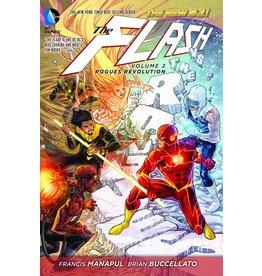 DC COMICS FLASH TP VOL 02 ROGUES REVOLUTION (N52)