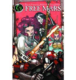 APE ENTERTAINMENT FREE MARS GN VOL 01 RIOT GIRLS