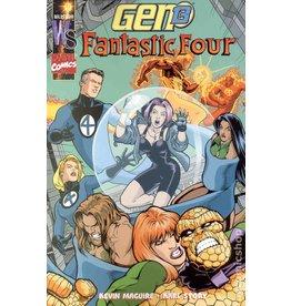 DC COMICS GEN 13 FANTASTIC FOUR
