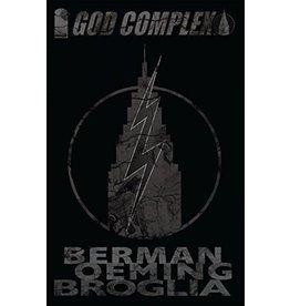 IMAGE COMICS GOD COMPLEX COMPLETE COLLECTION TP