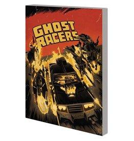MARVEL COMICS GHOST RACERS TP