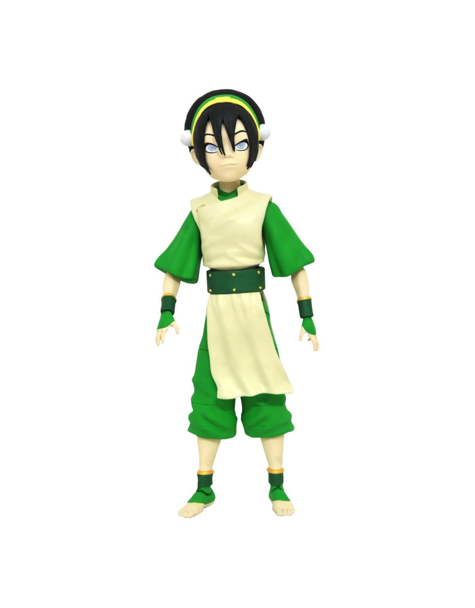DIAMOND SELECT TOYS LLC AVATAR SERIES 3 DLX ACTION FIGURE TOPH