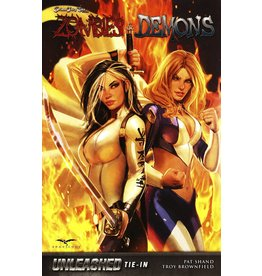 ZENESCOPE ENTERTAINMENT INC GFT ZOMBIES AND DEMONS TP