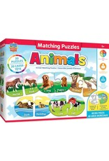 ANIMALS MATCHING PUZZLES