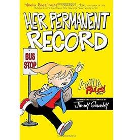 SIMON & SCHUSTER AMELIA RULES S&S ED TP VOL 08 HER PERMANENT RECORD