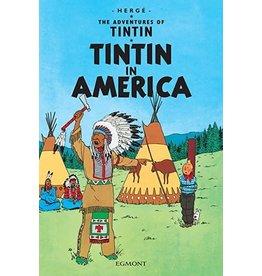 LITTLE BROWN & COMPANY TINTIN VOL 02 TINTIN IN AMERICA TP