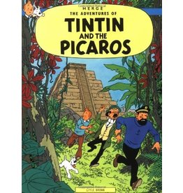 LITTLE BROWN & COMPANY TINTIN VOL 21 TINTIN AND THE PICAROS TP