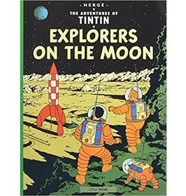 LITTLE BROWN & COMPANY TINTIN VOL 15 EXPLORERS ON THE MOON TP