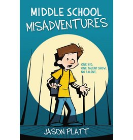 LITTLE BROWN & COMPANY MIDDLE SCHOOL MISADVENTURES GN