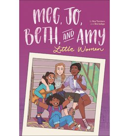 LITTLE BROWN BOOK FOR YOUNG RE MEG JO BETH & AMY MODERN RETELLING LITTLE WOMEN GN
