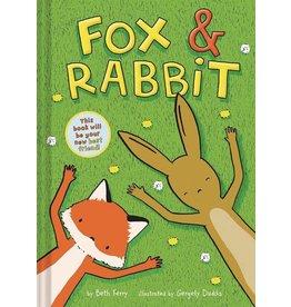 AMULET BOOKS FOX & RABBIT YR GN VOL 01