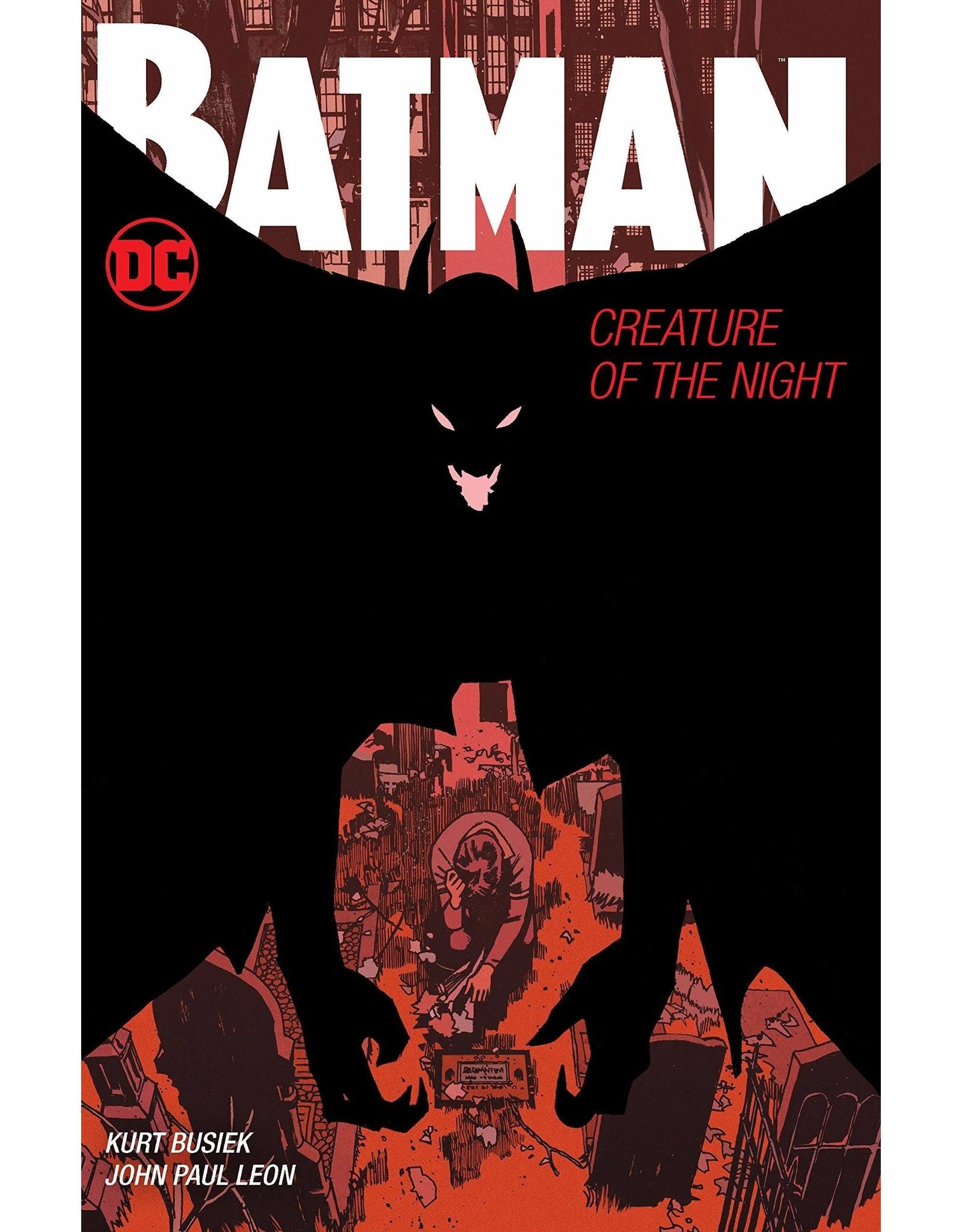 DC COMICS BATMAN CREATURE OF THE NIGHT TP