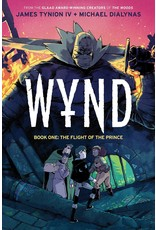 BOOM! STUDIOS WYND HC BOOK 01 FLIGHT OF THE PRINCE EXC VAR
