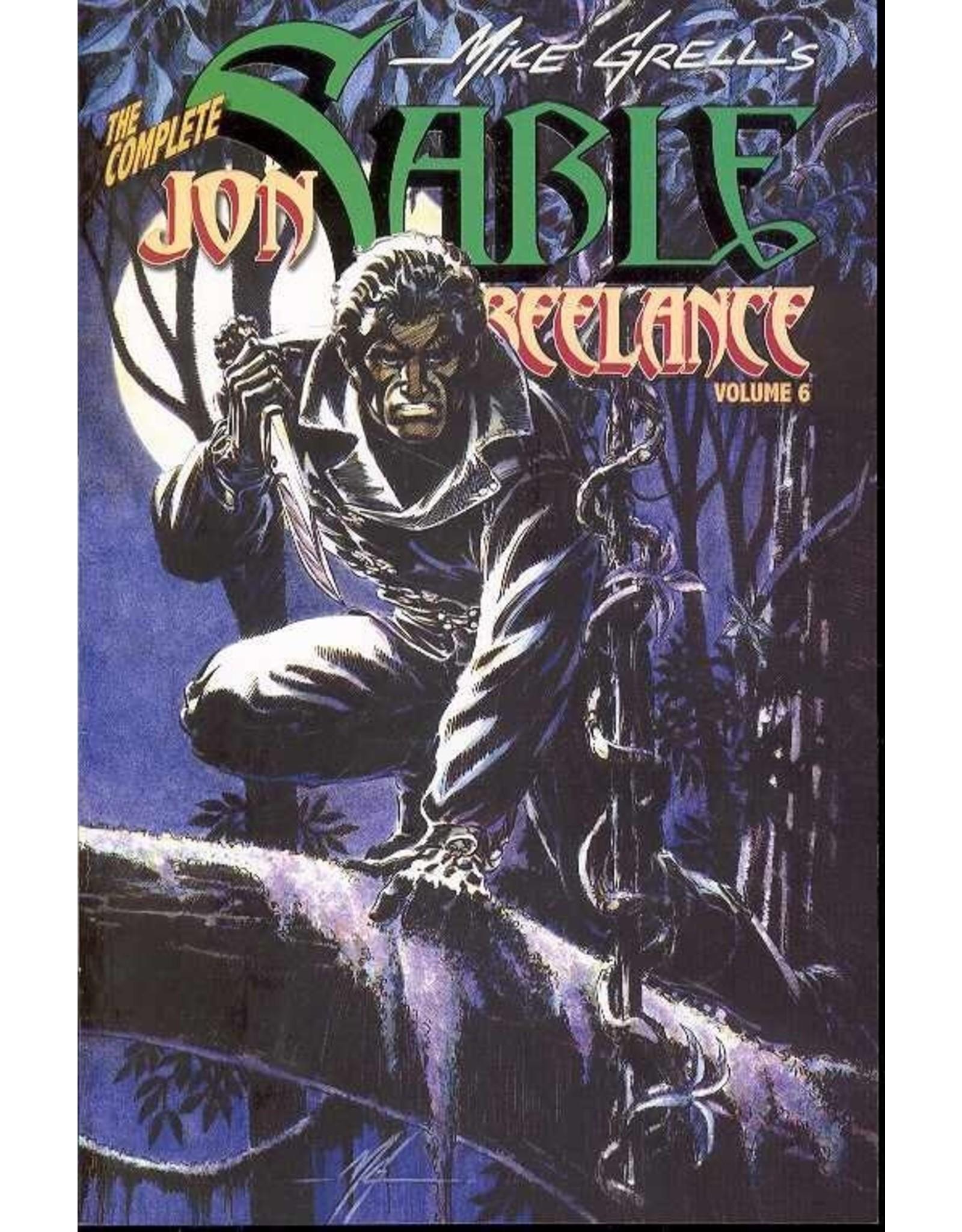 COMPLETE JON SABLE FREELANCE TP VOL 6