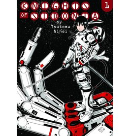 VERTICAL INC KNIGHTS OF SIDONIA GN VOL 01