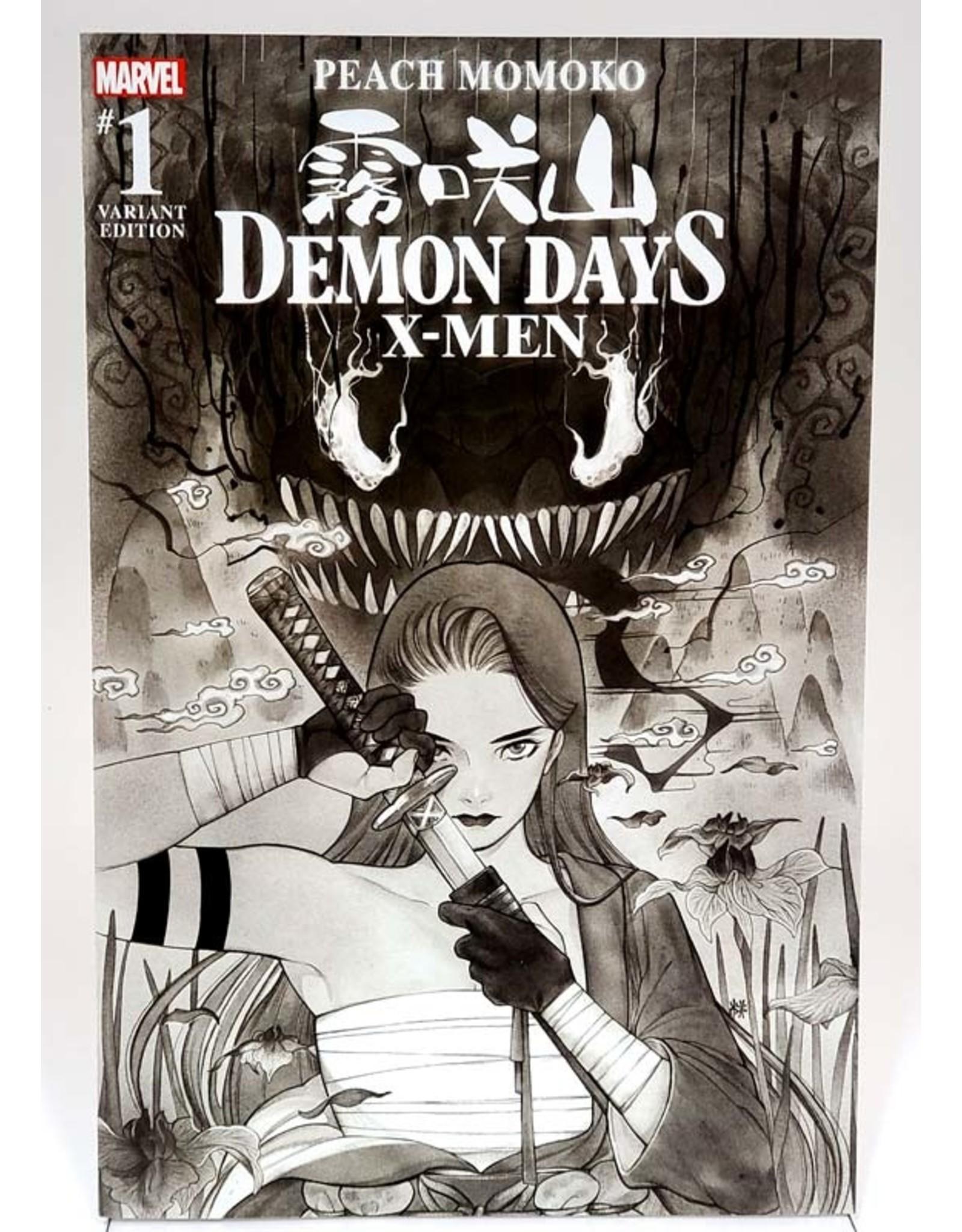 MARVEL COMICS DEMON DAYS X-MEN #1 COMICSPRO EXCL VAR