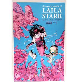 BOOM! STUDIOS MANY DEATHS OF LAILA STARR #1 (OF 5) CVR C 25 COPY INCV ANDR